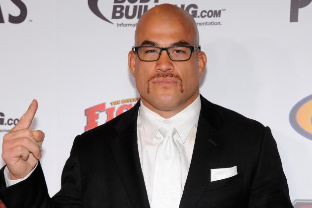 Tito Ortiz Says If You Need Testosterone Replacement Therapy, Don't Fight