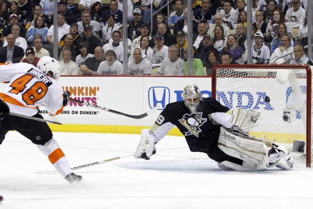 NHL Playoffs 2012: Why I Am Afraid for the Philadelphia Flyers