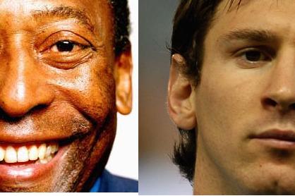 Pele: Lionel Messi's Most Famous Hater