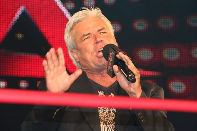 Eric Bischoff Comments on Poor Ratings Last Week by the Ultimate Fighter on FX
