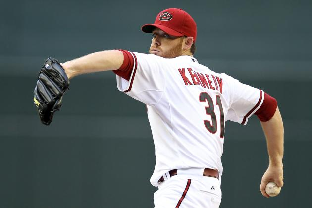 Ian Kennedy: Arizona Diamondbacks SP Has Dominated the San Diego Padres