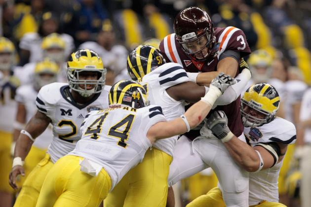 Michigan Spring Game: Keep a Keen Eye on Wolverines Defense