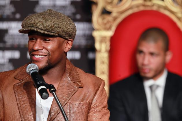 Mayweather vs. Cotto: Why Mayweather Won't Disrespect Cotto