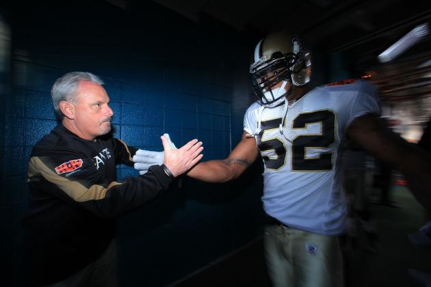 New Orleans Saints Name Joe Vitt Head Coach Following Sean Payton Suspension
