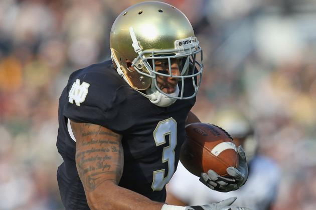 2012 NFL Draft: Why Michael Floyd Is Destined to Disappoint