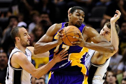 Are Andrew Bynum's 30 Rebounds More Impressive Than Rajon Rondo's 20 Assists?