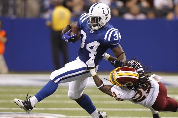 Indianapolis Colts: Delone Carter Is Primed for a Stellar Season