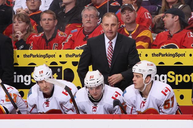 Calgary Flames Fire Head Coach Brent Sutter