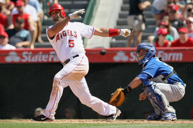 Pujols Against the Yankees and Other Weekend Highlights and Nightmares