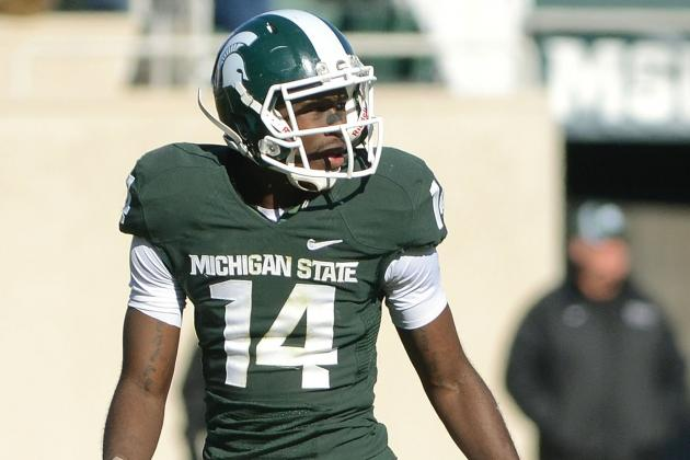 Michigan State Loses WR Tony Lippett, CB Darqueze Dennard to Injuries