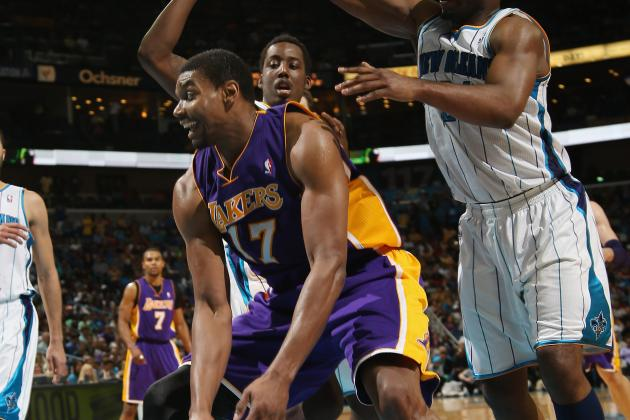 Los Angeles Lakers: Success Without Kobe Shows That Andrew Bynum Is Now Team MVP