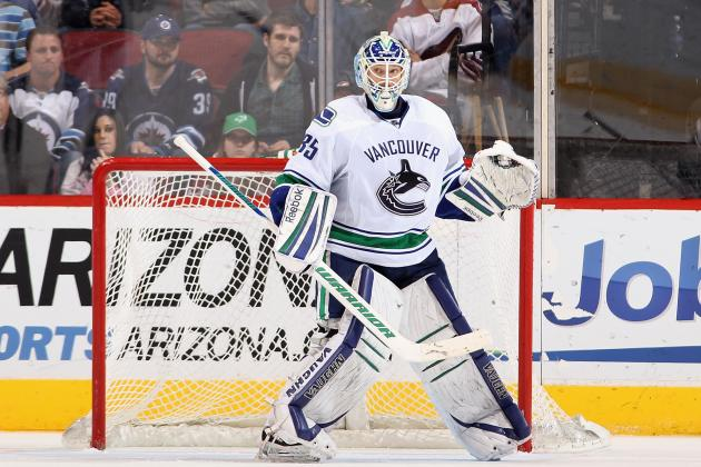NHL Playoffs 2012: Luongo Falls, Why We Will See Cory Schneider Soon