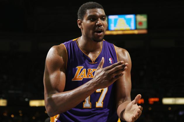 Andrew Bynum: Mike Brown Must Proceed with Caution in Handling of Lakers Star