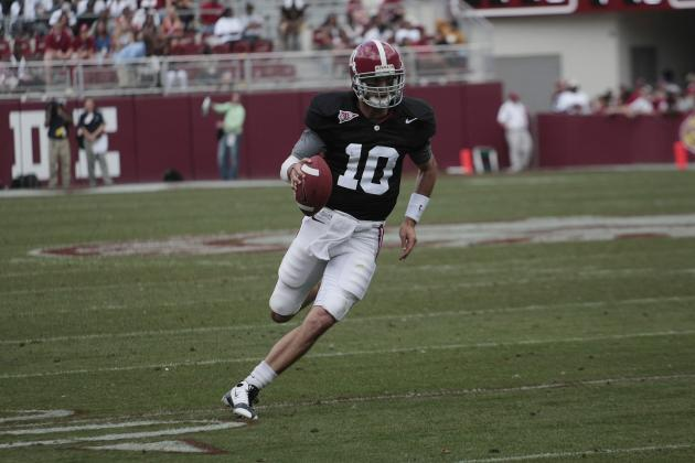 Alabama Football: The Bittersweet Spring Game Is Finally Here!