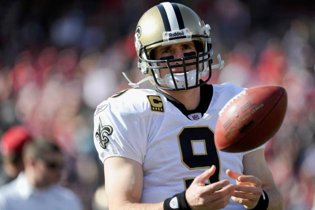 New Orleans Saints Bounty Scandal: Shame on You, Drew Brees!