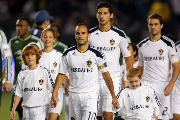 Los Angeles Galaxy vs. Portland Timbers Live Blog: Play-by-Analysis, Reaction