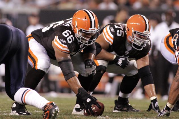 2012 NFL Draft: Cleveland Browns Must Spend Multiple Picks on the Offensive Line