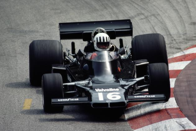 The 35th Anniversary of the Death of Tom Pryce, the Formula 1 Welsh Dragon