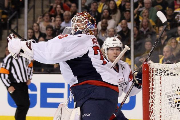 NHL Playoffs 2012: Three Stars from Thursday Night's Games
