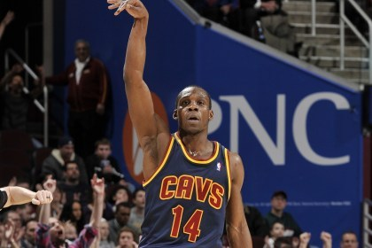 Crush of the Week: Cleveland Cavaliers Guard Lester Hudson