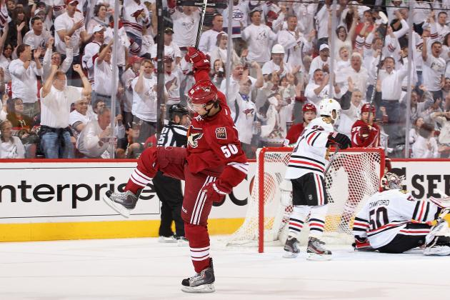 NHL Playoffs: Could a Deep Playoff Run Keep the Phoenix Coyotes in the Desert?