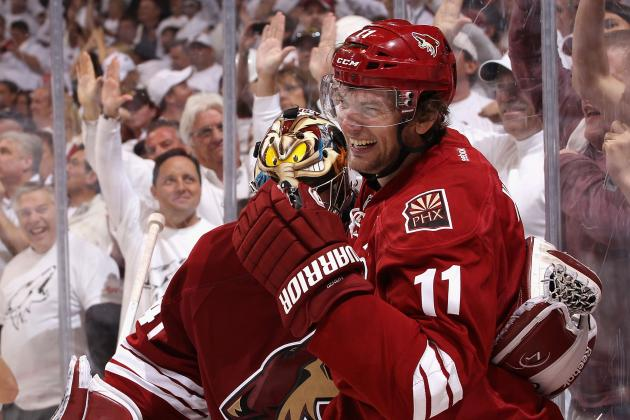 NHL Playoffs 2012: Phoenix Coyotes Generate Momentum, Capture Game 1