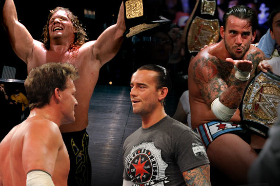 WWE Extreme Rules 2012: Is It CM Punk's Turn to Lose in His Hometown?