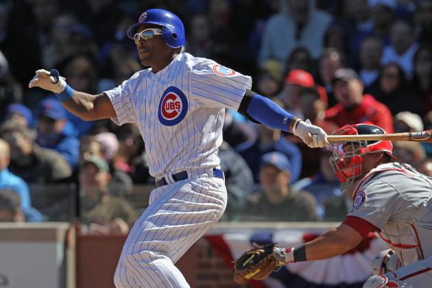 Chicago Cubs Trade Rumors: Three NL East Teams Interested in Marlon Byrd