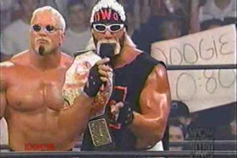 Do Fans Really Care About the Twitter War Between Scott Steiner and Hulk Hogan?