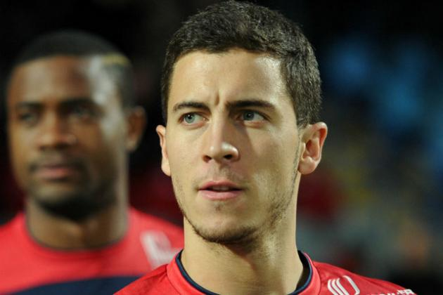 Manchester United Confirm Interest in Eden Hazard