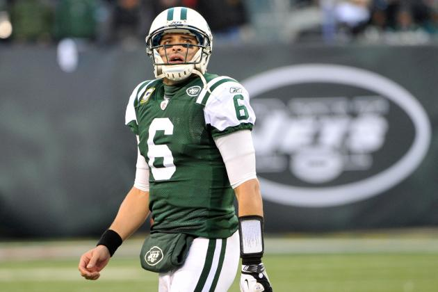 B/R Debate: What Is New York Jets QB Mark Sanchez's True Ceiling?