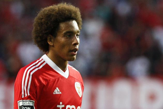 Manchester United and Manchester City Eyeing Axel Witsel