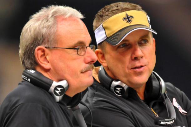 New Orleans Saints Name Joe Vitt Head Coach Following Sean Payton Suspension