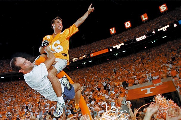 Classic SEC Football: Tennessee Tops Florida in Overtime in 1998