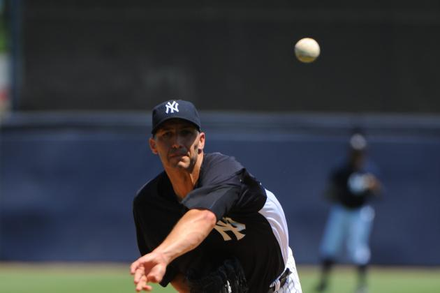 Andy Pettitte: The New York Yankees' Left-Handed Ace Has Never Been Scared