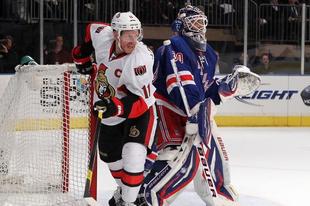 NHL Playoff Predictions 2012: 4 Teams Guaranteed to Advance to 2nd Round