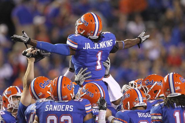 2012 NFL Draft: Janoris Jenkins' Troubles Drop Him to Third Round on Team Boards