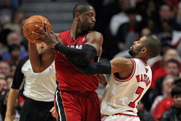 The Microscope: Chicago and Miami's Apositional Defense (and More)