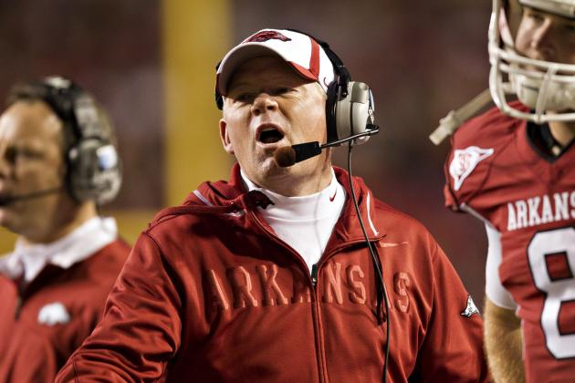 Arkansas Football: Bobby Petrino's Dismissal Proves Winning Isn't Everything