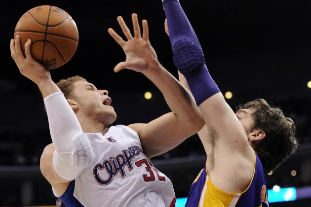 Blake Griffin: Botched Dunk Attempts Are Apparently Highlights These Days