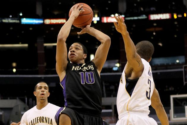 Lorenzo Romar's Washington Huskies Will Return to the NCAA Tournament in 2013