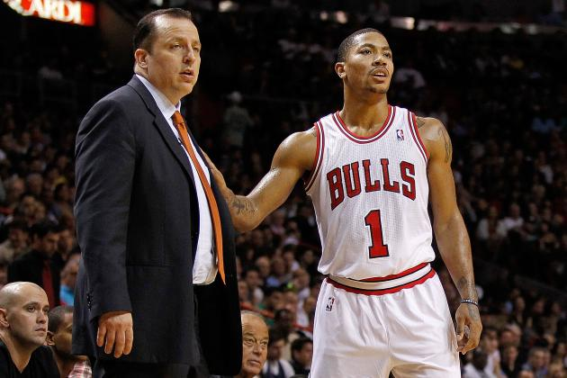 Chicago Bulls: Tom Thibodeau Was Right to Bench Derrick Rose