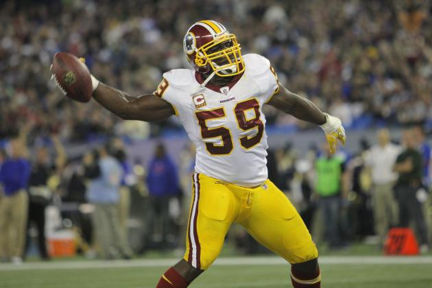 Re-Signing London Fletcher Vital to Washington Redskins' Success