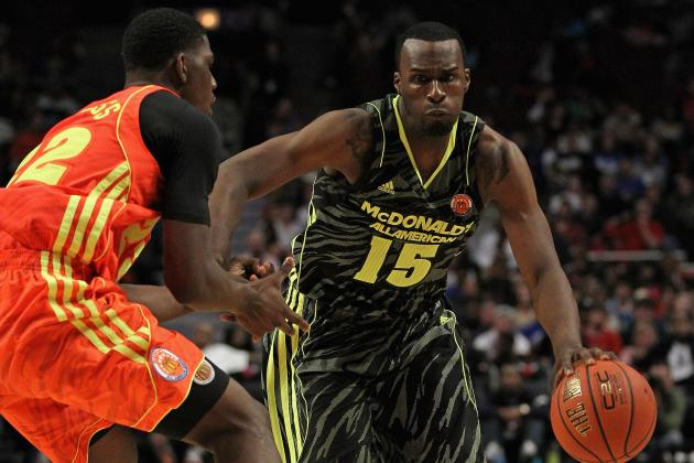 Jordan Brand Classic 2012: Shabazz Muhammad and Stars Who Must Shine