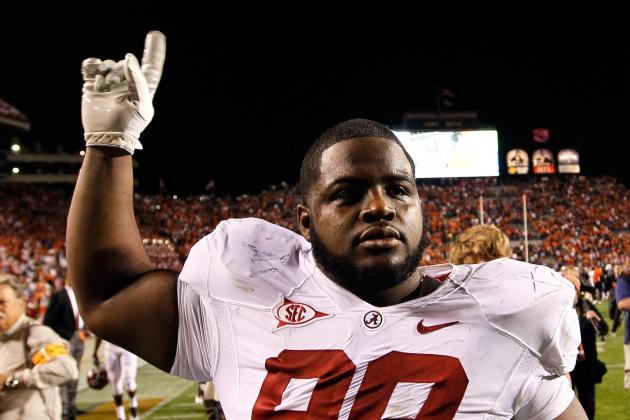 NFL Draft Impact: Agent Says Alabama NT Josh Chapman Will Be Cleared for Camp