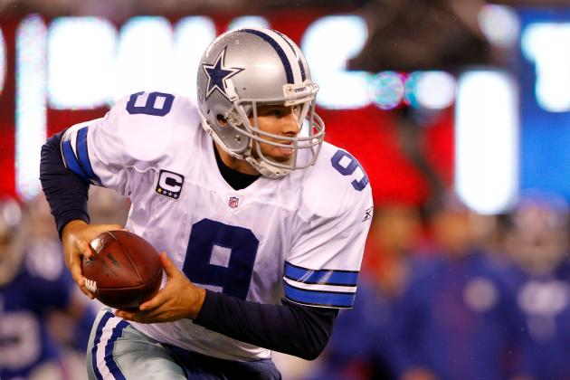 NFL Rumors: Could Tony Romo's Days with Cowboys Be Numbered?