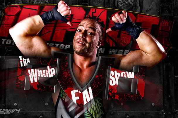 TNA: Rob Van Dam Returns to Impact and What It Means for Lockdown