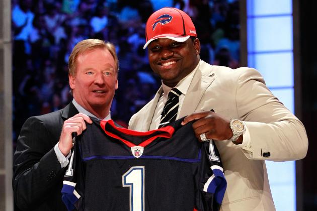 Building a Buffalo Bills 2012 NFL Draft Big Board