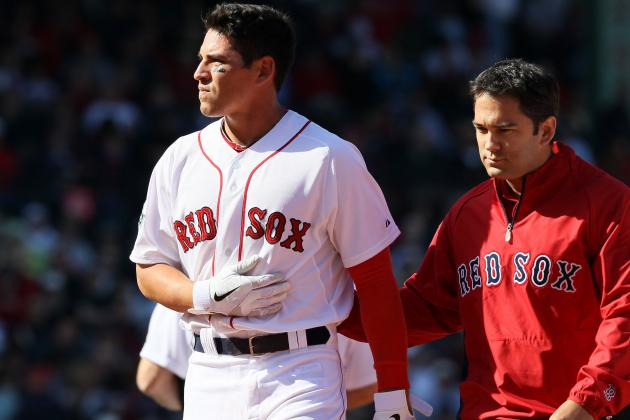 Boston Red Sox: Jacoby Ellsbury Leaves Game vs. Rays with Injury