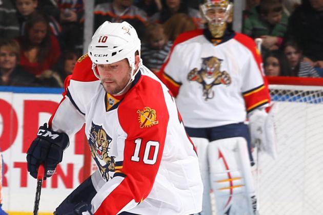 ESPN Gamecast: Devils vs. Panthers